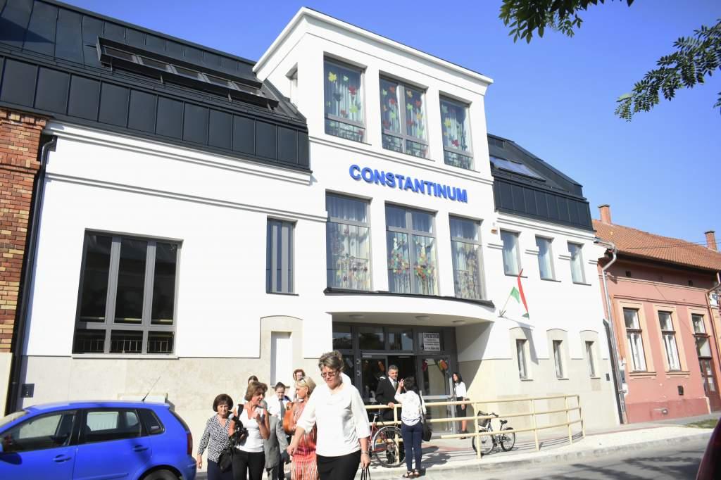 A kiskunfélegyházi Constantinum új épülete